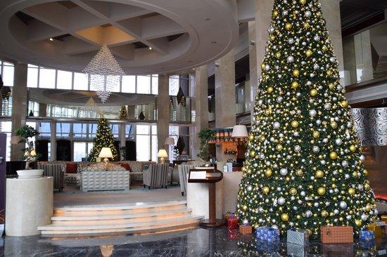 Sheraton Hotel & Convention Center Ankara: Lobby