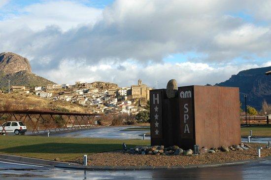 Hotel Spa Aguas de los Mallos: Murillo de Gallego