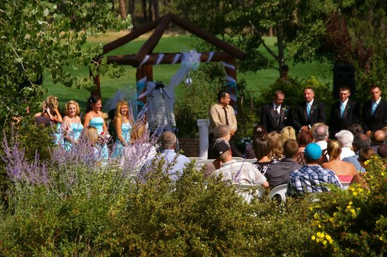 Echo Basin Ranch: Wedding Ceremony