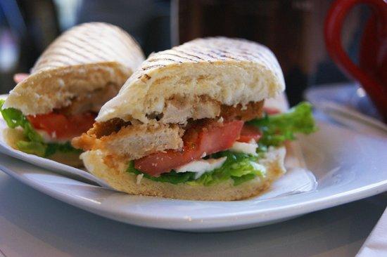 Di Marco Caffe: Sandwiches