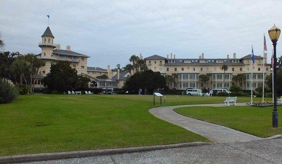 Jekyll Island Club Resort: Yesterday's grandeur