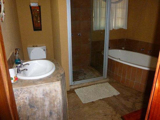Needles Lodge : Badezimmer Nr. 7