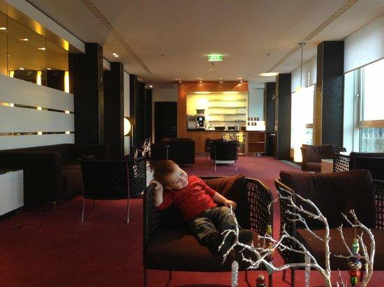 InterContinental Berlin: Lounge