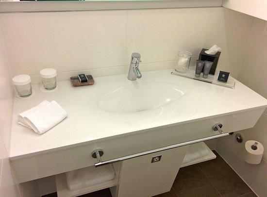 TheGrand Ahrenshoop: Waschbecken