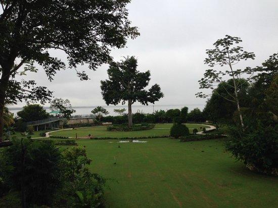 La Casa De Don David: view from lobby