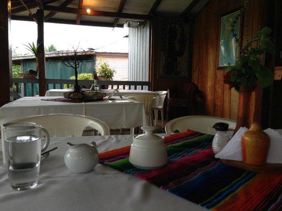 La Casa De Don David: restaurant