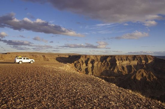 Fish River Canyon: Grand Canyon, minus the crowds