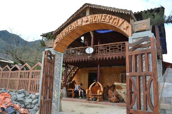 Sapa Heavenly Homestay: Heavenly homestay