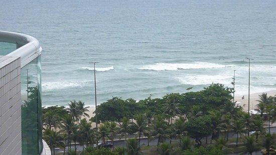Sheraton Barra Rio de Janeiro Hotel : Vista lateral!