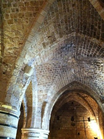 Crusader Fortress: Ceiling