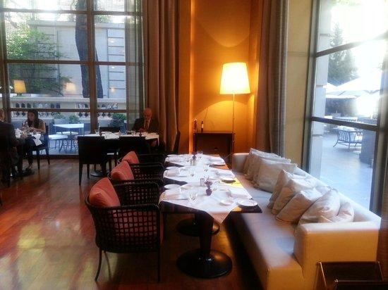 Palacio Duhau - Park Hyatt Buenos Aires: salon comedor
