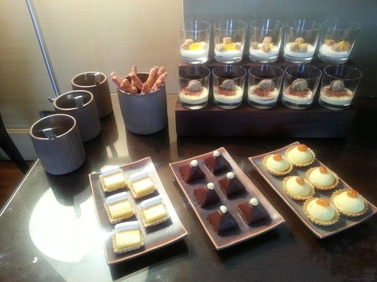 Palacio Duhau - Park Hyatt Buenos Aires: buffet