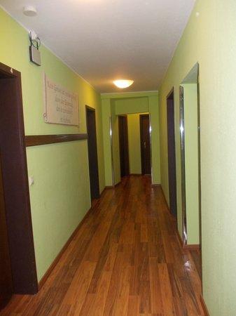 Hotel am Wilhelmsplatz - corridoio 3.piano