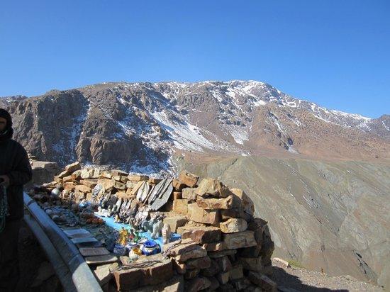 Morocco Desert Adventures: Atlas mountains