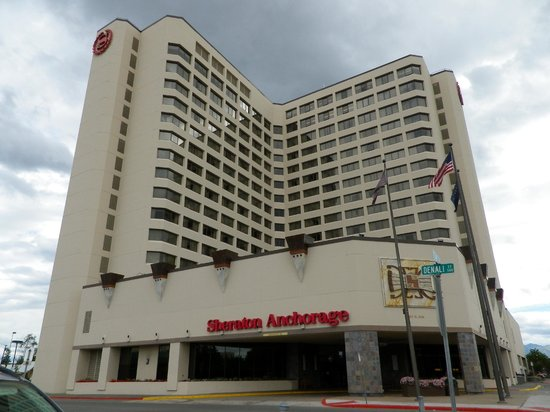 Sheraton Anchorage Hotel: Anchorage Sheraton