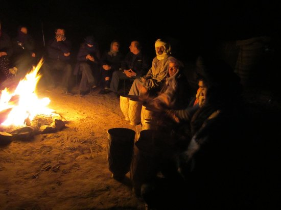 Morocco Desert Adventures: night at the nomads camp in the desert