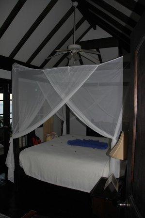 COCOS Hotel Antigua : Bedroom