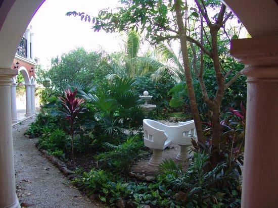 Hotel Macanche Bed & Breakfast: Gardens