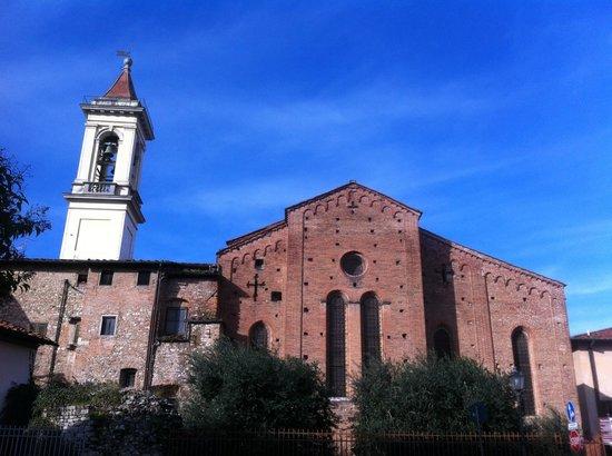 Chiesa di San Francesco : San Francesco a Prato, abside