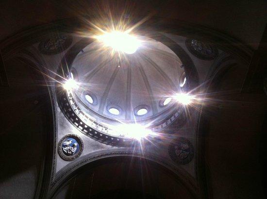 Santa Maria delle Carceri a Prato, cupola