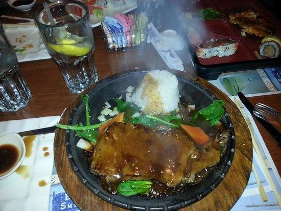 Edo Sushi: Teriyaki Beef