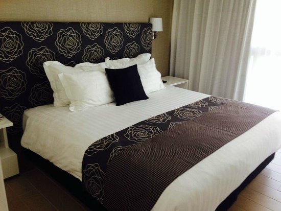 West Boutique Hotel Ashdod: great bedroom
