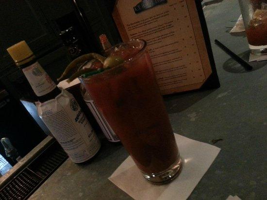 Hotel Provincial : Yum-o Bloody Mary!