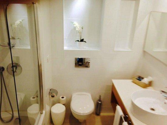 West Boutique Hotel Ashdod: bathroom