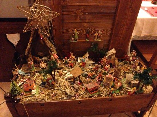 Presepi Di Natale Originali.Un Presepe Davvero Originale Quello Nella Vecchia Culla Di