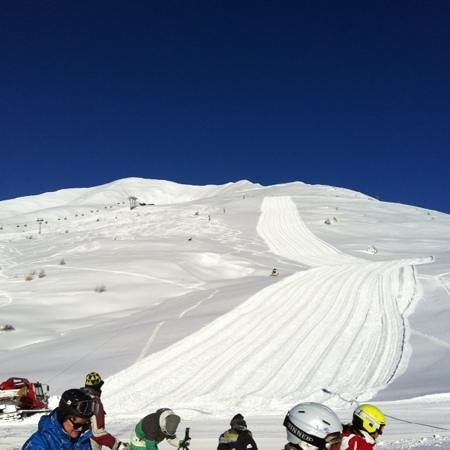 Hotel locanda Locatori: Passo living up to its great skiing conditions!!