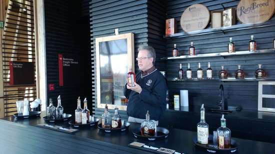 Wild Turkey Distillery : Tasting