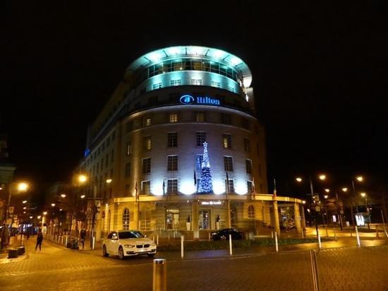 Hilton Cardiff: Christmas time