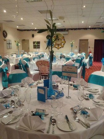 Mercure Hatfield Oak Hotel: orchard room
