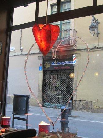 VENUS Delicatessen Barcelona: locale