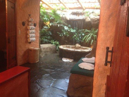 Peace Lodge : Bathroom