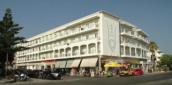 Kos Junior Suites: Hotel Kos