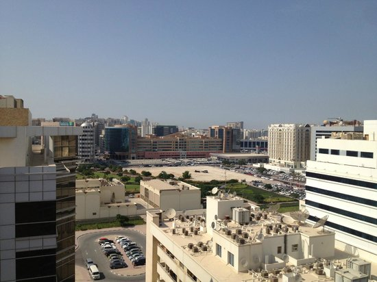 J5 Hotels - Port Saeed: Deira from the rooftop