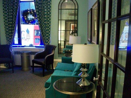 Seton Hotel: lobby