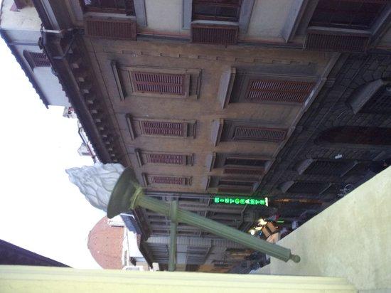 B4 Astoria Firenze : vista-posizione