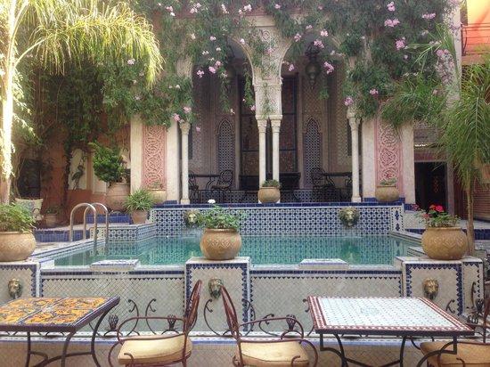 Palais Sebban : Pool