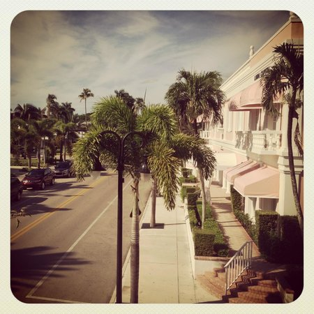 View of Marissa Collections on THIRD STREET SOUTH, Naples, FL