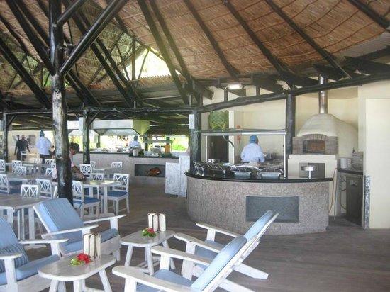 Paradise Sun: le restaurant de la plage