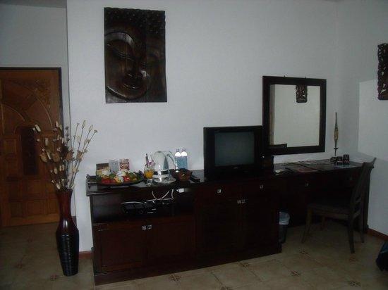 Mai Siam Resort: chambre