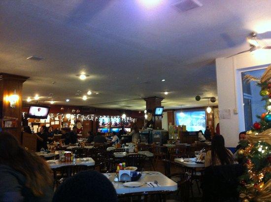 La Pesca : Interior del restaurante