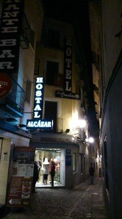 Hotel GIT Conquista de Toledo: Entrada Hotel