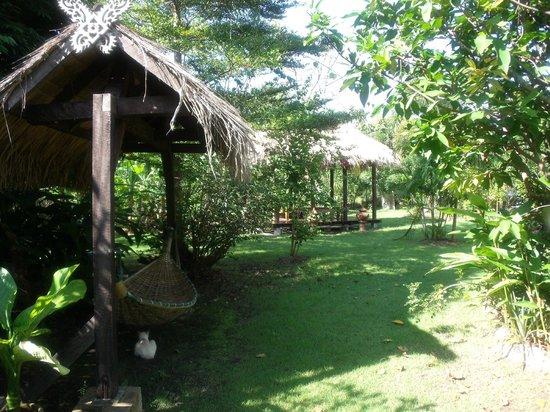 Mai Siam Resort: Jardin