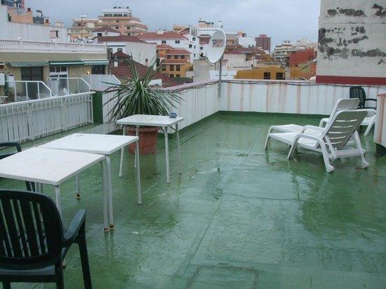 Hotel maga udsigt fra tagterrasse bild von maga hotel - Hotel maga puerto de la cruz ...