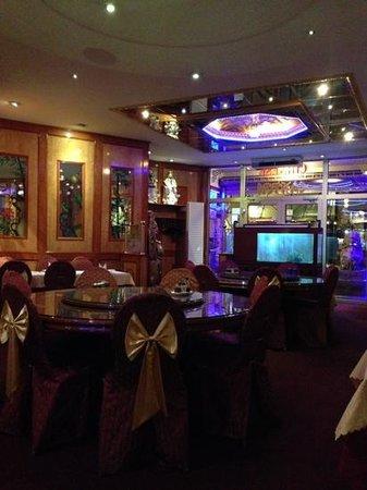 Canton Restaurant: lovely inside