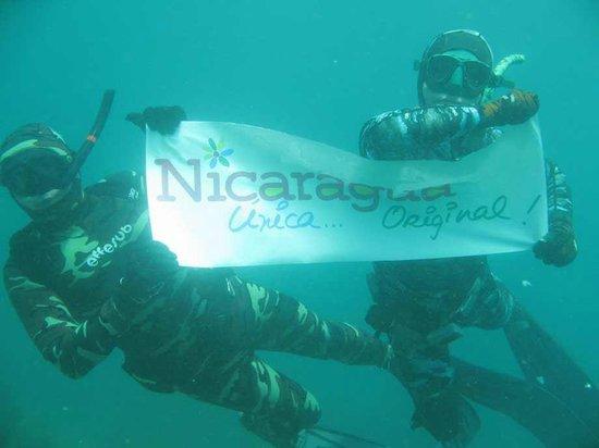 Pelican Eyes Resort & Spa: We love Nicaragua