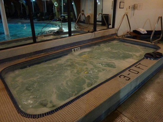 The Shawnee Inn and Golf Resort: Jacuzzi pool